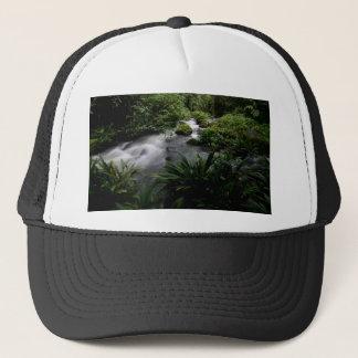 Jungle Stream River Landscape Amazon Trucker Hat