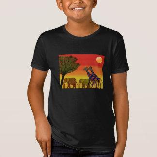 Jungle Sunset T-Shirt