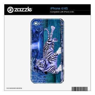 JUNGLE TIGER.JPEG iPhone 4S DECAL