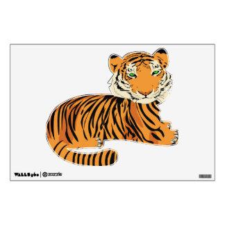Jungle Tiger Wall Decal