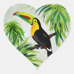 Jungle Toucan Stickers