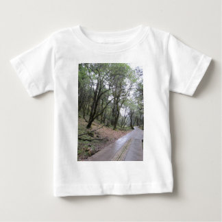 jungle tree forest trip journey baby T-Shirt