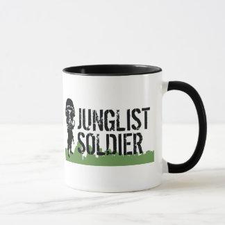 Junglist Soldier Mug