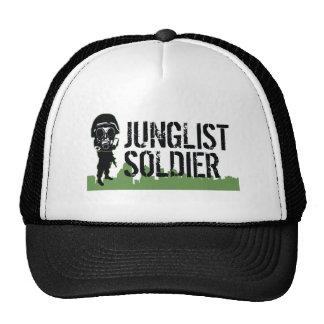 Junglist Soldier Trucker Hat