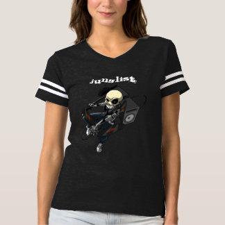 Junglist T Ladies T-shirt