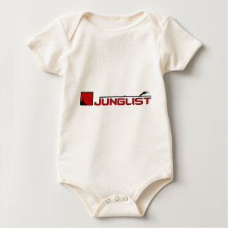 Junglist Turntable Baby Bodysuit