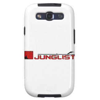 Junglist Turntable Samsung Galaxy S3 Cases