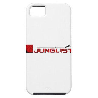 Junglist Turntable iPhone 5 Cases