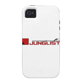 Junglist Turntable Case For The iPhone 4