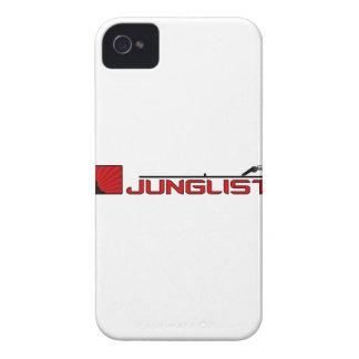 Junglist Turntable iPhone 4 Case-Mate Cases