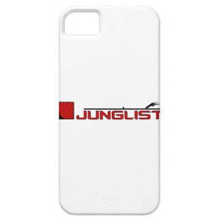 Junglist Turntable iPhone 5 Cover
