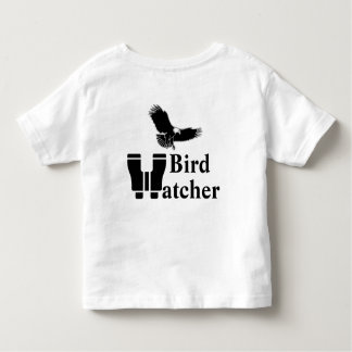 Junior Birder Tee-Shirt - Parula (version2) Toddler T-shirt