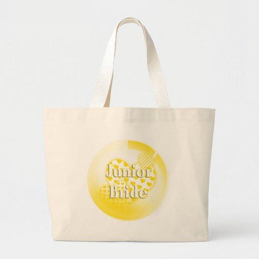 Junior Bride Tote Bag