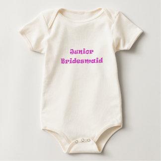 Junior Bridesmaid Baby Bodysuit