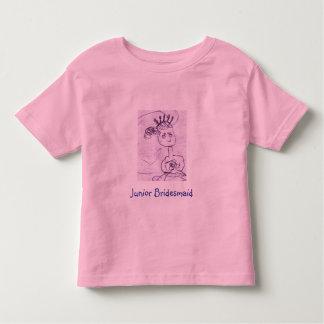 Junior Bridesmaid/Bridal Party Shirt