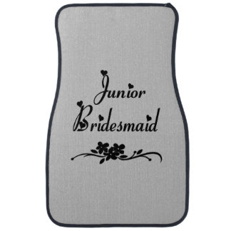 Junior Bridesmaid Car Mat