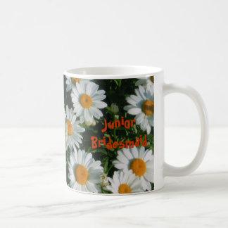 Junior Bridesmaid Daisy Mug