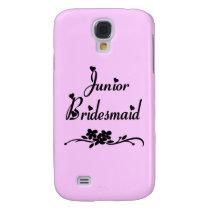 Junior Bridesmaid Galaxy S4 Cover
