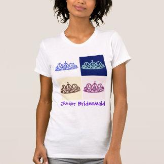 Junior Bridesmaid Gifts T Shirt
