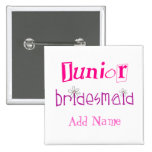 Junior Bridesmaid Pin