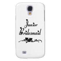 Junior Bridesmaid Samsung Galaxy S4 Cover