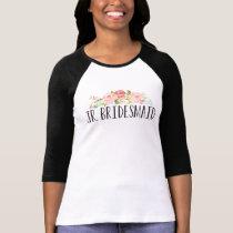 Junior Bridesmaid Shirt   Bridesmaid