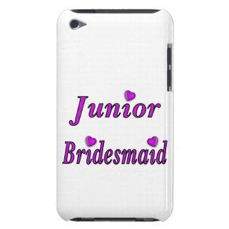 Junior Bridesmaid Simply Love iPod Case-Mate Case
