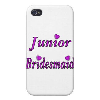 Junior Bridesmaid Simply Love iPhone 4 Cover