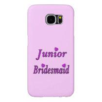 Junior Bridesmaid Simply Love Samsung Galaxy S6 Case