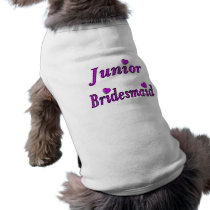 Junior Bridesmaid Simply Love Shirt