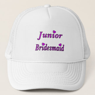Junior Bridesmaid Simply Love Trucker Hat