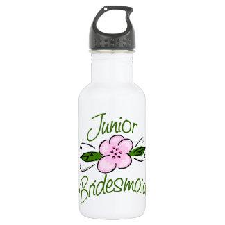 Junior Bridesmaid Stainless Steel Water Bottle