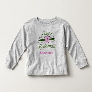 Junior Bridesmaid T Shirt
