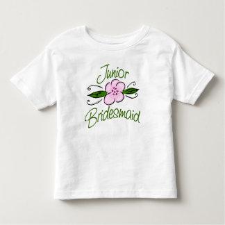 Junior Bridesmaid Toddler T-shirt