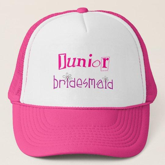 Junior Bridesmaid Trucker Hat