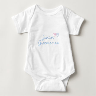 Junior Groomsman Tee Shirt