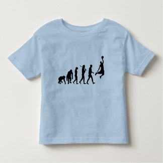 Junior kids slam dunk basketball T-Shirt