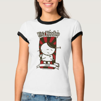 """Junior"" ladies fitted t-shirt"
