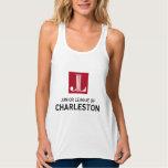 Junior League of Charleston Tank Top
