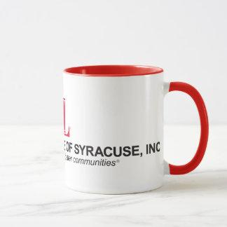 Junior League of Syracuse Mug