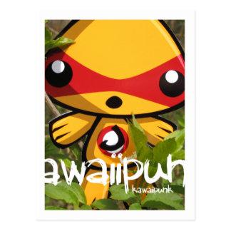 Junior Mascot Postcard