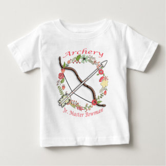 Junior Maser Bowman.png Baby T-Shirt