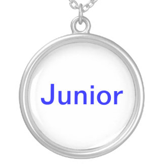 Junior/name Necklace