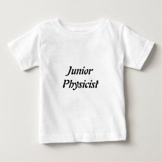 Junior Physicist Tshirt for Kids Science Theme Tee