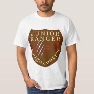Junior Ranger Cougar Patrol T-Shirt