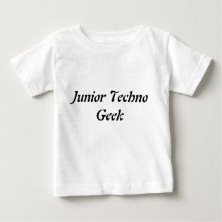 Junior Techno Geek Tshirt for Kids Science Tee