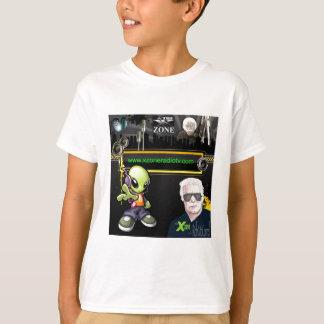 Junior - The 'X' Zone Radio & TV Show T-Shirt