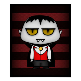 Junior Vampire Poster