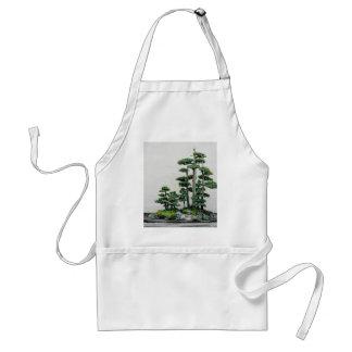 Juniper Bonsai Forest Adult Apron