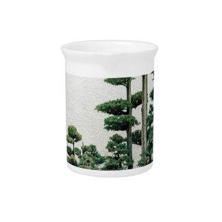 Juniper Bonsai Forest Drink Pitchers